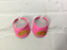 Vintage 80s Mattel California Dream Barbie Surf N Shop Accessory Pink Vi... - $11.87