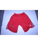 Men's Chicago Bulls S Jersey Shorts (Red) Adidas - $7.69