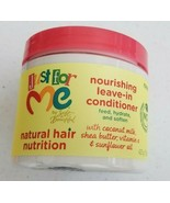 Just For Me Nourishing Leave-in Conditioner, 15 Ounce - NEW - $12.73