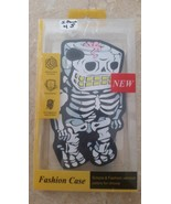 Zombie Brains Skeleton I Phone 4s Phone Cover Case Holder, New in Box - $14.99