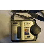 Sony MVCFD200 FD Mavica 2MP Digital Still Camera w/ 3x Optical Zoom - $15.00