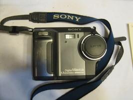 Sony MVCFD85 1.2MP Mavica Digital Camera with 3x Optical Zoom - $17.00