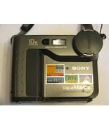 Sony MVC-FD73 0.3MP Mavica Digital Camera w/ 10x Optical Zoom - $15.00