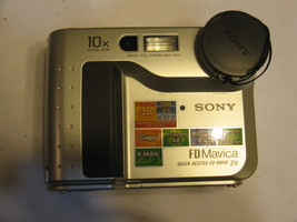 Sony MVCFD75 Mavica 0.3MP Digital Camera - $12.00