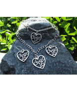 Sweet 16 Heart 3 Piece Set Necklace, Bracelet, ... - $25.00