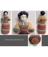Avon American Heirloom Porcelain Head Fabric Body 1981 Doll - $12.99
