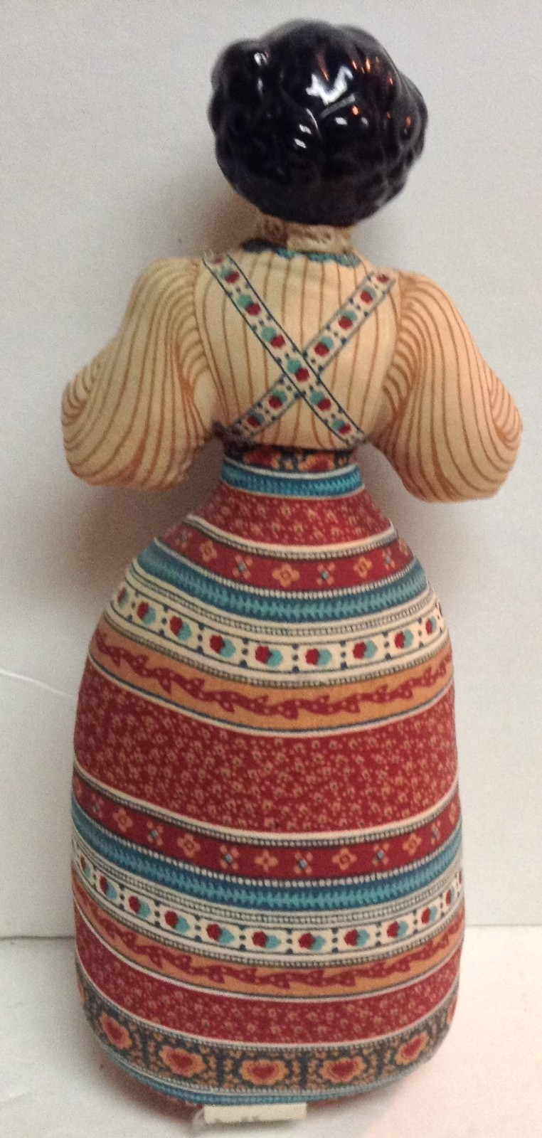 Avon American Heirloom China Head Fabric Body 1981 Doll
