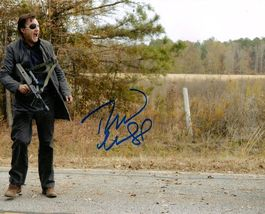 DAVID MORRISSEY SIGNED 8X10 PHOTO AUTOGRAPH THE WALKING DEAD GOVERNOR - $24.99