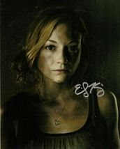 "Emily Kinney Beth of the ""The Walking Dead"" 8X10 AUTOGRAPHED PHOTO  - $19.95"