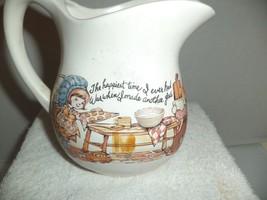 Pottery Pitcher - $4.99