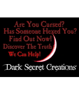 Are you cursed? Find Out Now, Curse Reading - $30.00