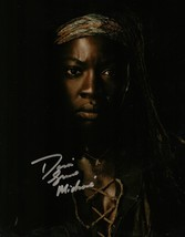 Danai Gurira, Michonne of The Walking Dead, 8x10 Hand Signed Photo - $29.99