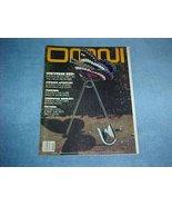 Omni Magazine Aug 1980 - $9.95