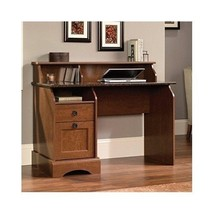 Home Office Desk Furniture Workstation Writing Author Study Library Orga... - $242.05
