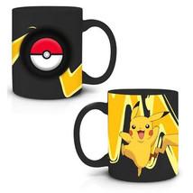 Pokemon Pikachu Spinner Coffee Mug - $19.97