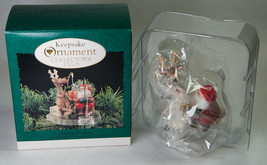 Hallmark 1995 Collector's Club Fishing For Fun Membership Keepsake Ornament - $7.50