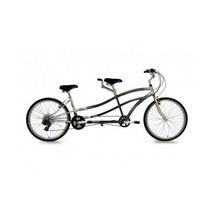 Beach Cruiser Bike Tandem Comfortable 2 Person Ride Deluxe Cycling Unise... - $494.50