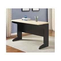 Home Office Desk Wood Table Workstation Writing Modern Laptop Furniture ... - $148.00