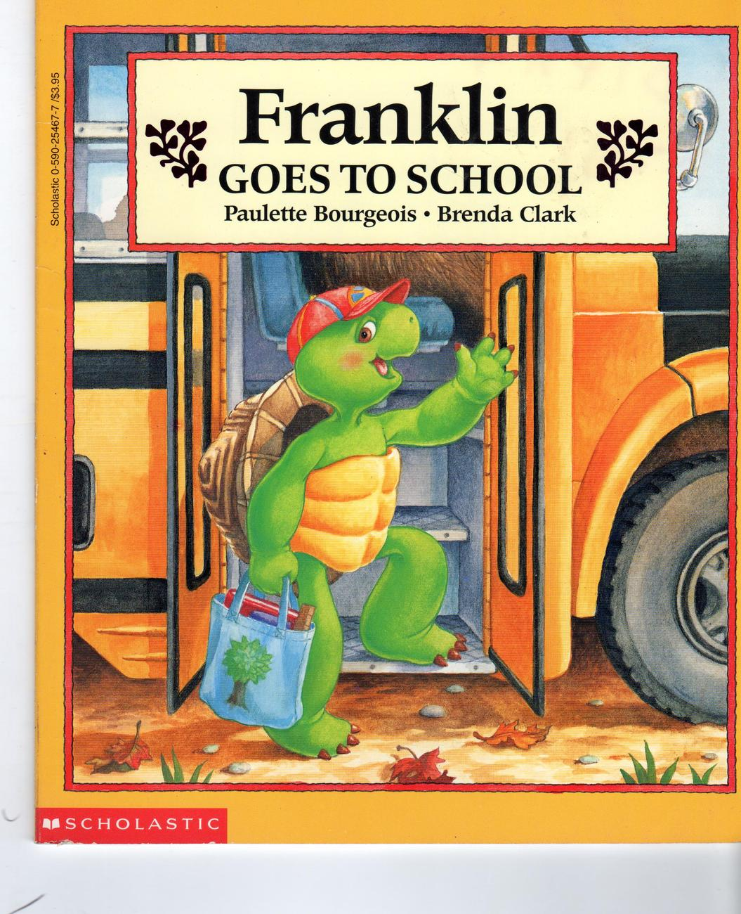 Primary image for Franklin Goes To School