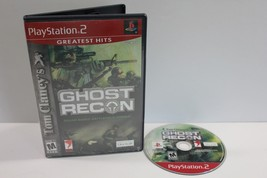 PlayStation2 : Tom Clancys Ghost Recon Video Games - $9.74