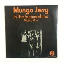 """Mungo Jerry en los Verano / Mighty Man 7"""" Simple 45 RPM Pop Record Pye F... - £4.01 GBP"""