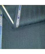 English Wool Suit Fabric Super 120'S 10 Yards  top quality Suiting - $103.84