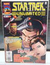 Star Trek Unlimited Comic Book 4 May 97 If Not They're Dead - $1.97