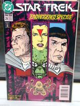 Star Trek Comic Book 29 Endangered Species Mar 1992 - $1.97
