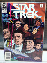 Star Trek DC Comic Book 17 The Crew Teams up with the Klingons! Mar - $1.98