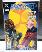 Star Trek The Next Generation Comic Book 74 Aug 95 Spectre of War! - $2.48