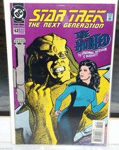 Star Trek The Next Generation DC Comic Book 62 Aug 94 The Hunted - $1.97