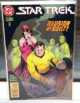 Star Trek Comic Book 80 Illusion of Guilt! Feb 96 - $1.98