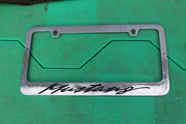 Ford Mustang License Plate Cover V1416 - $29.40