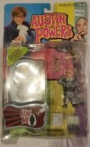 McFarlane Toys Austin Powers Mini Me & Mr. Bigglesworth Action Figure Se... - $17.63