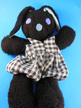 Vintage Handmade Unusual handmade3 doll Bunny Rabbit One of a Kind - $9.00