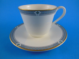 St Michael Felsham Fine Bone China Cup & Saucer made in England - $16.62