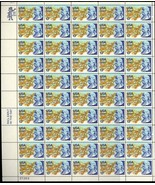 1690, 13c Bicentennial - BLUE COLOR SHIFT ERROR SHEET OF 50 STAMPS - Stu... - $500.00