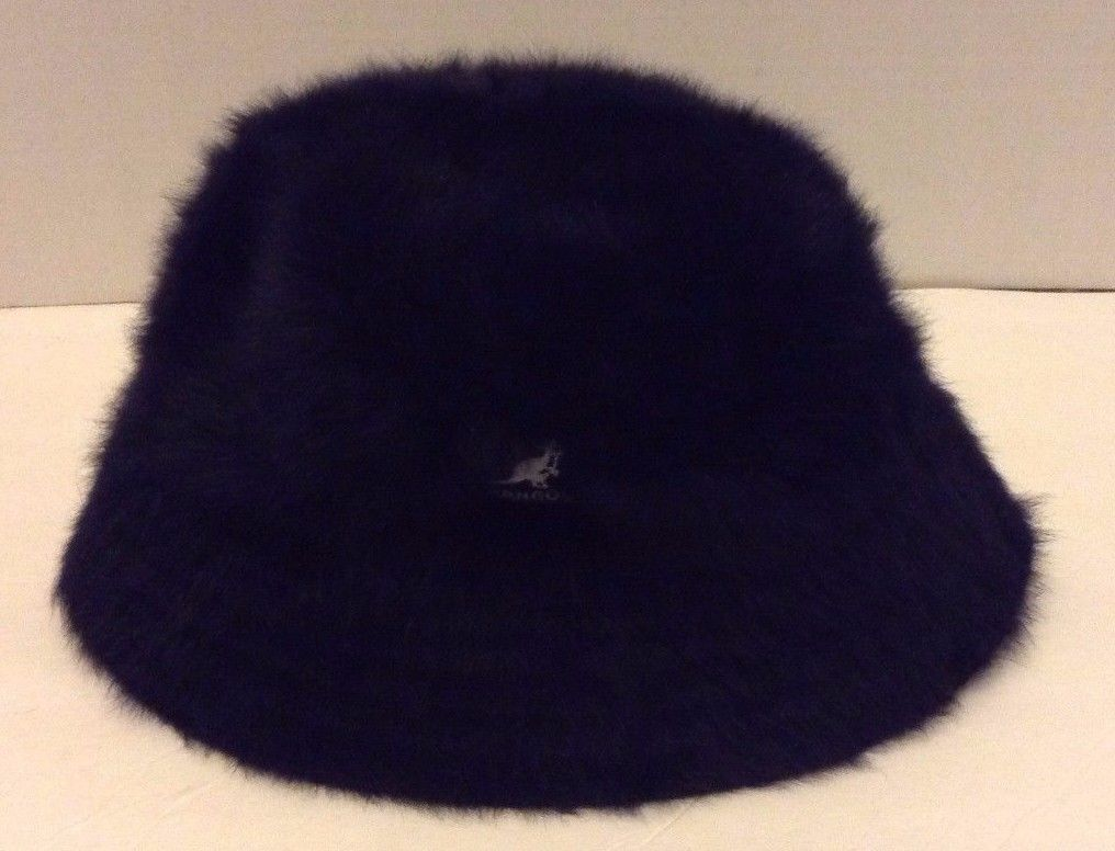 00ca75ce04f19 Men s Kangol Navy Blue Furgora Bucket Hat and 50 similar items. S l1600