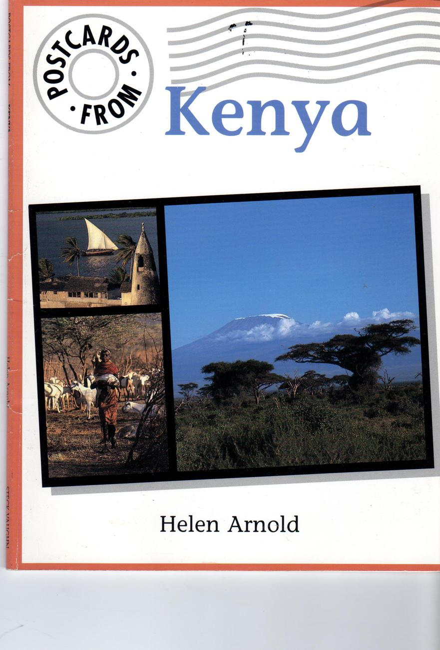 Postcards From Kenya by Helen Arnold