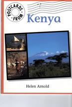 Postcards From Kenya by Helen Arnold - $1.90