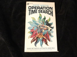 Operation Time Search Paperback Book Ace 63410 ... - $2.84
