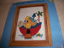 Animal Ark Cross Stitch Kit  - $10.00