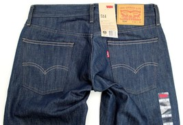 NEW NWT LEVI'S STRAUSS 514 MEN'S ORIGINAL SLIM FIT STRAIGHT LEG JEANS 514-0332