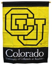"University of Colorado - 28"" x 40"" 2-sided NCAA Banner - $33.60"
