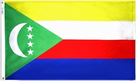 Comoros flag 3x5nylon 0 thumb200