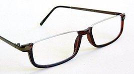 Magnivision New York Black Plastic Half-Frame Reading Glasses +1.00 - $21.99