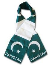 Pakistan Flag Scarf - $11.94