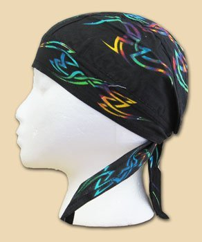 Tribal colors ezdanna headwrap 10605