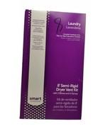 Smart Choice 8 ft. Semi-Rigid Dryer Vent Kit with Close Elbows 5304492448 - $14.99