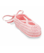 """Baby Girls """"My First Ballet Slippers""""  Size 0-4 Months - $13.00"""
